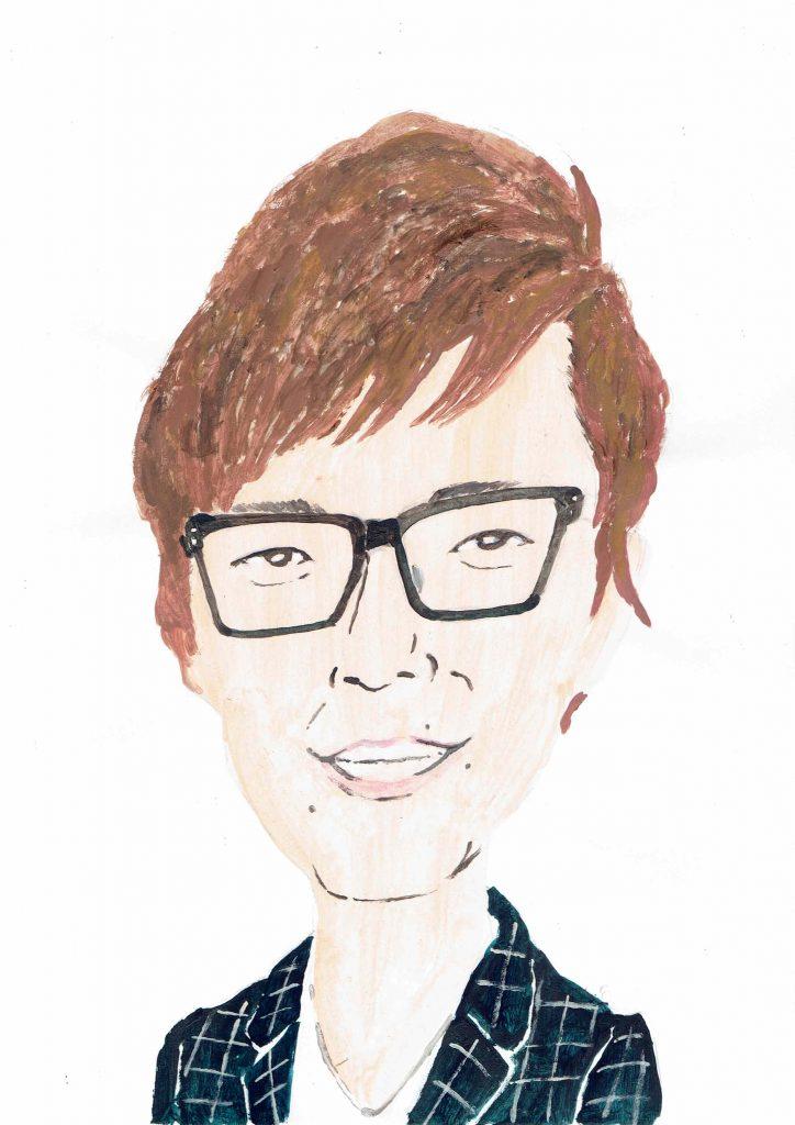 art artwork portraitinstaillustration dailyart イラスト イラストレーター  ドローイング アート アーティスト hikakin 絵 fujibooks