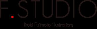 F.STUDIO -Hiroki Fujimoto illustrations-